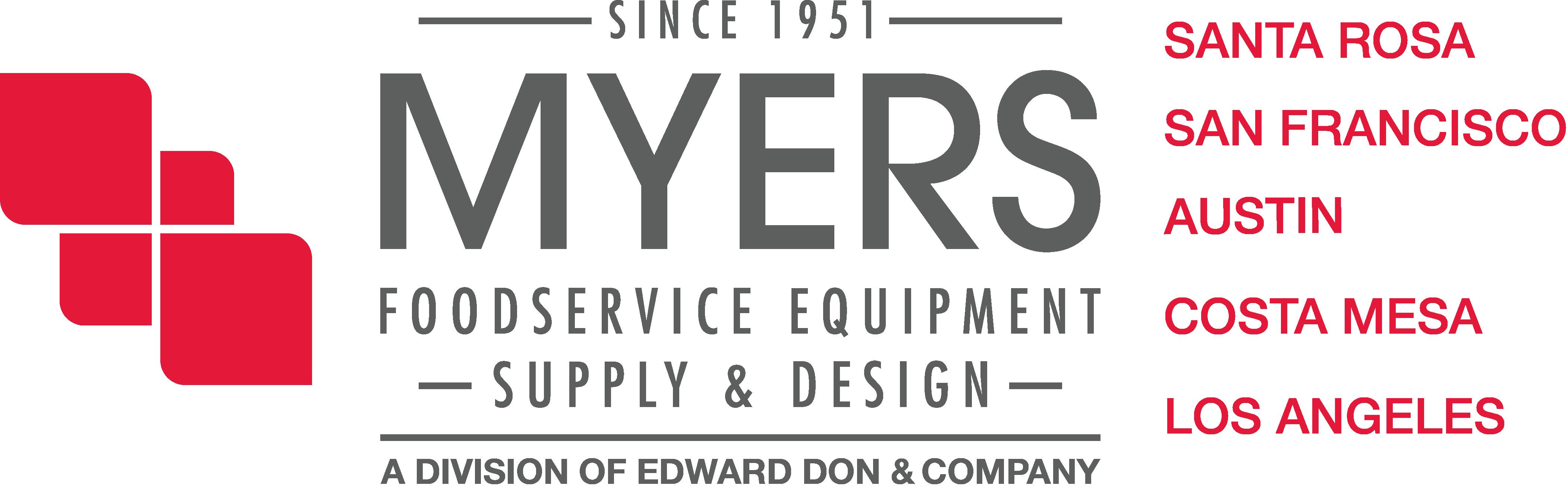 Myers Restaurant Supply | Santa Rosa | Food Service Equipment